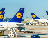 Lufthansa lost 2.12 billion euros for the quarter