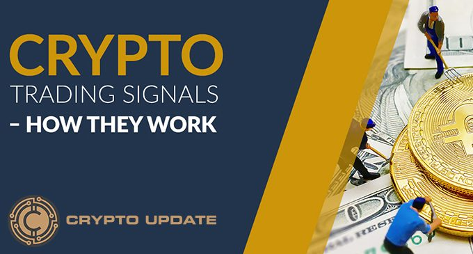 How to use crypto trading signals on CryptoUpdate