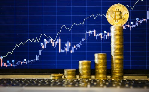 Bitcoins Bounce Back, Price Up By At Least 10%
