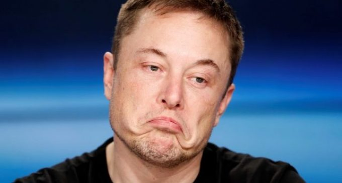 """All Major Cryptocurrencies Down, Can We Call It The """"Musk Effect""""?"""