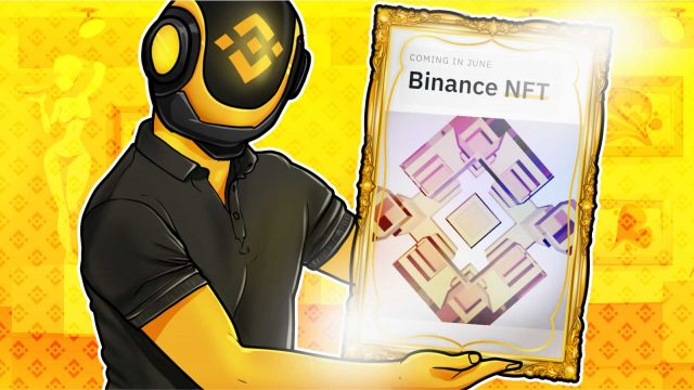 Binance To Launch Its NFT Marketplace Today