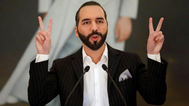 El Salvador Government To Airdrop Bitcoin