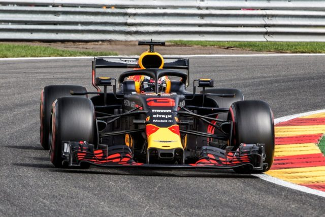 Online Crypto Trading Platform Strikes Deal With Formula 1