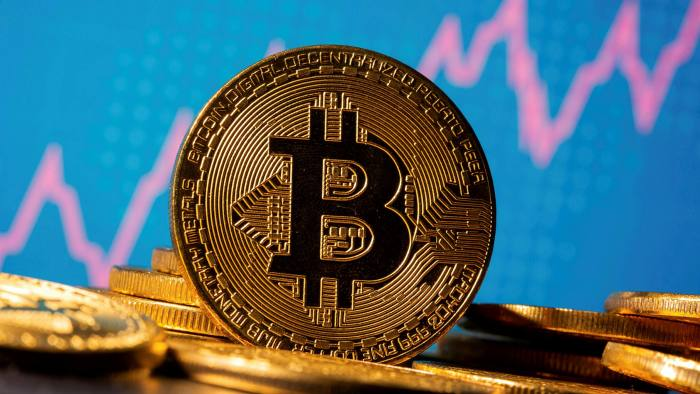 Bitcoin's On A Roll, Hits $40,000 For First Time In June