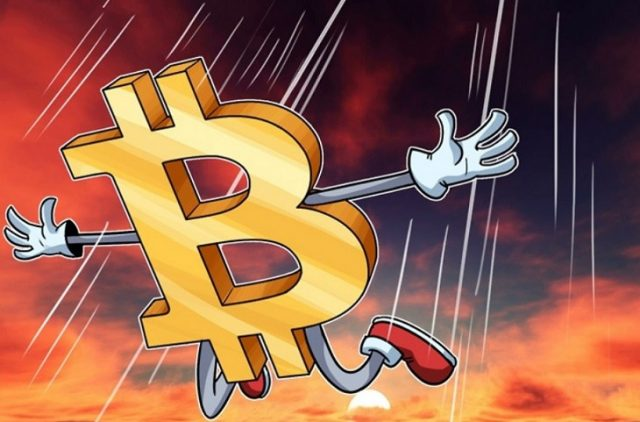 Crypto Update Market Watch: Bitcoin Tanks Another 8%, Ethereum Tumbles Below $2,000