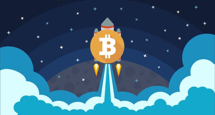 Bitcoin Jumps Over 6% In A Matter Of Hours