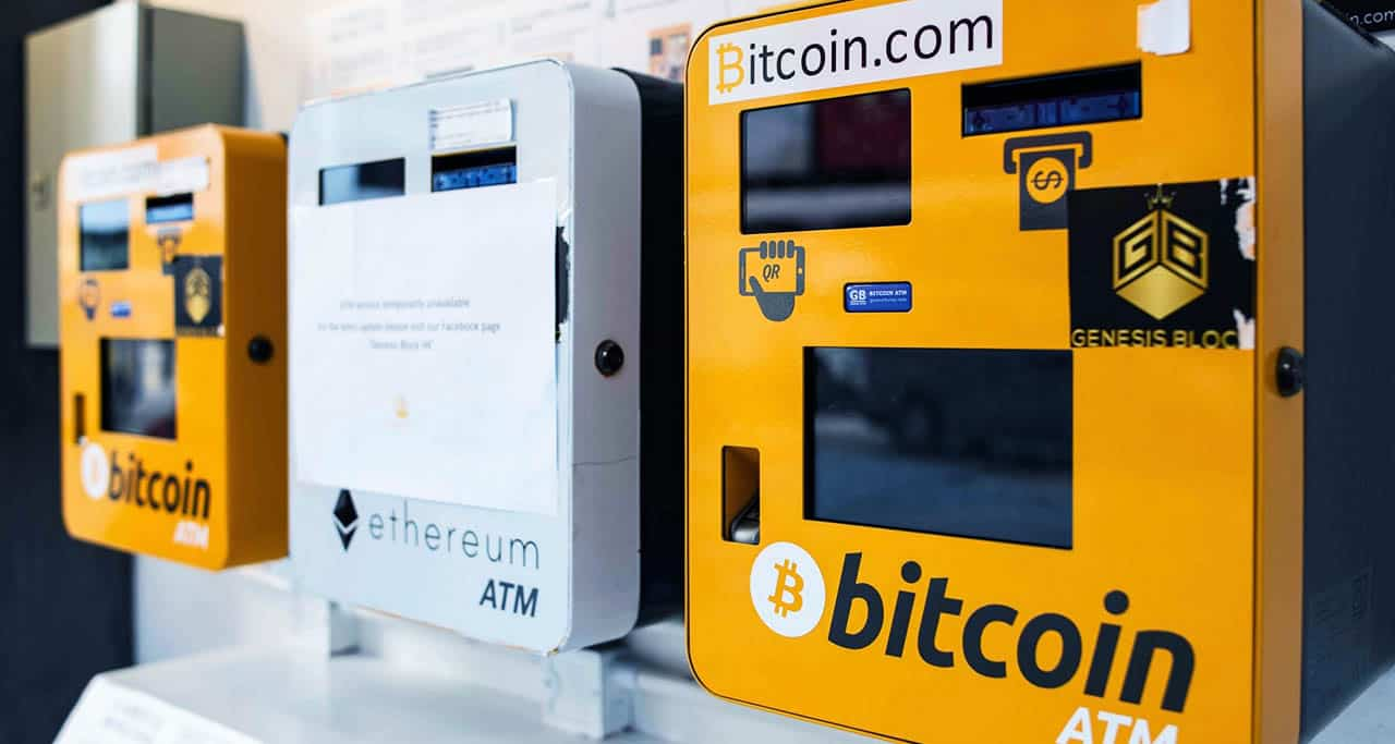 Kraken Crypto Exchange Exposes Major Vulnerabilities In US Bitcoin ATMs